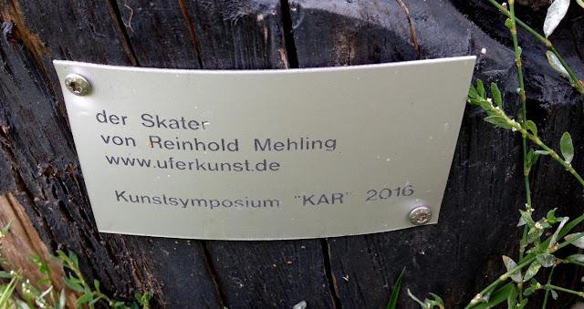 Von Bildhauer Reinhold Mehling