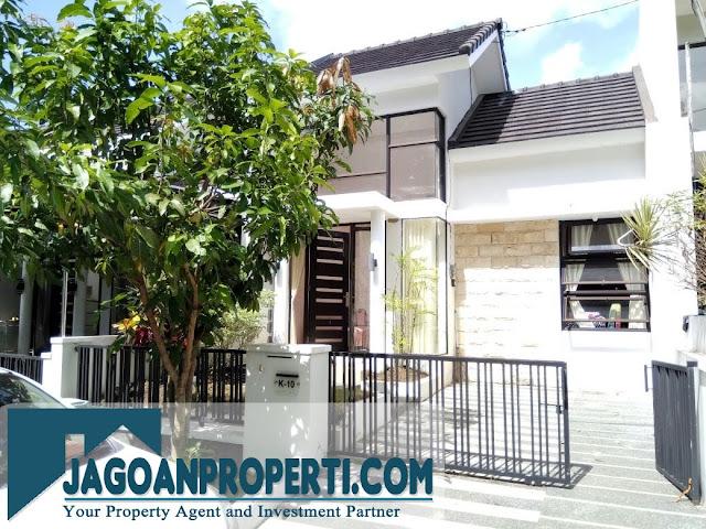 Rumah dijual dekat kampus Malang