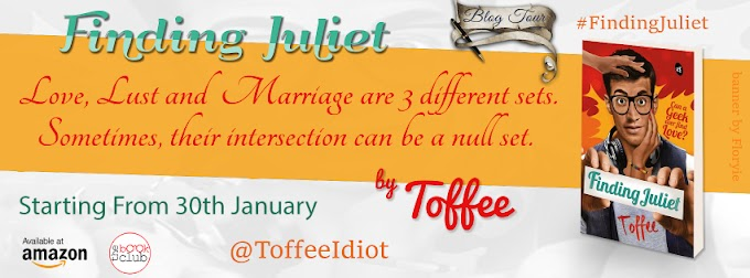 Blog Tour: Finding Juliet by Toffee
