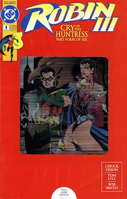 Robin III – Cry of the Huntress
