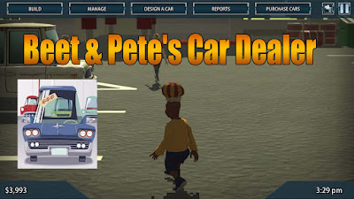 Beet & Pete's Car Dealer Apk for Android (paid)