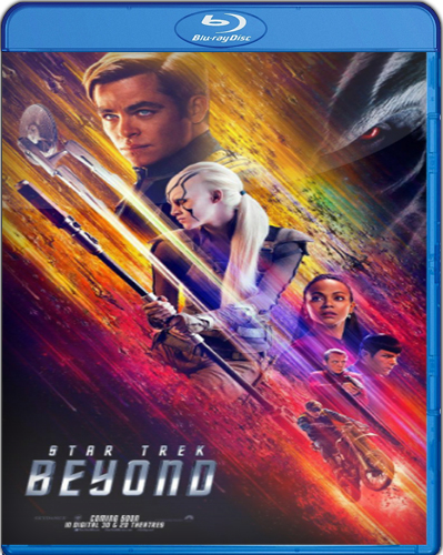 Star Trek Beyond [2016] [BD25] [Latino]