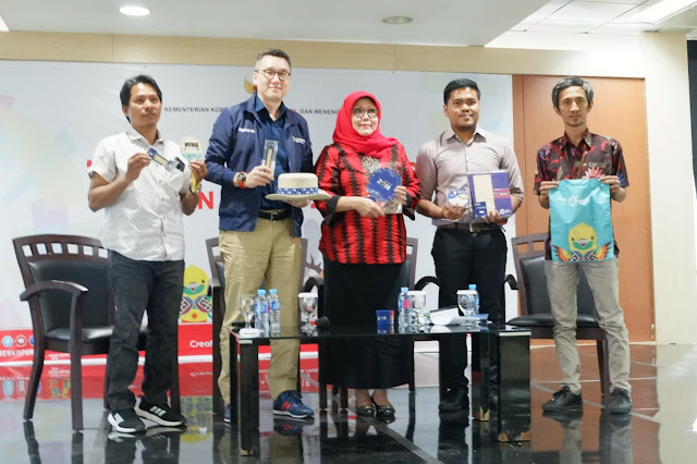 Smesco destinasi belanja asian games