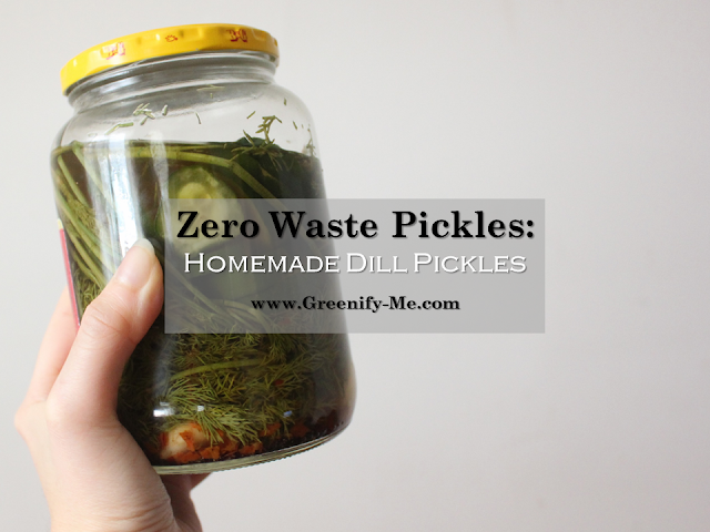 zero waste pickles