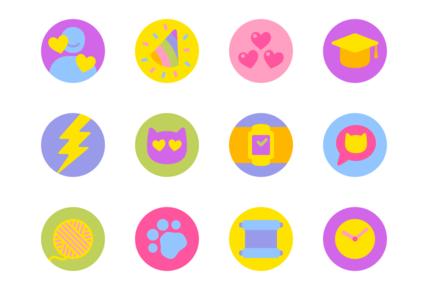 Kruzo Achievements - icons