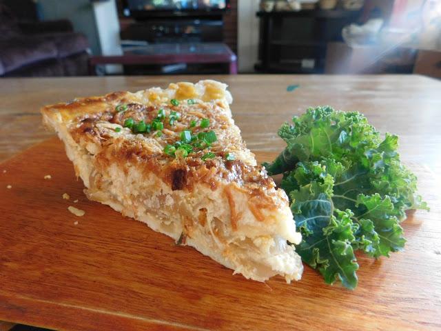 Southern Savory Onion Pie