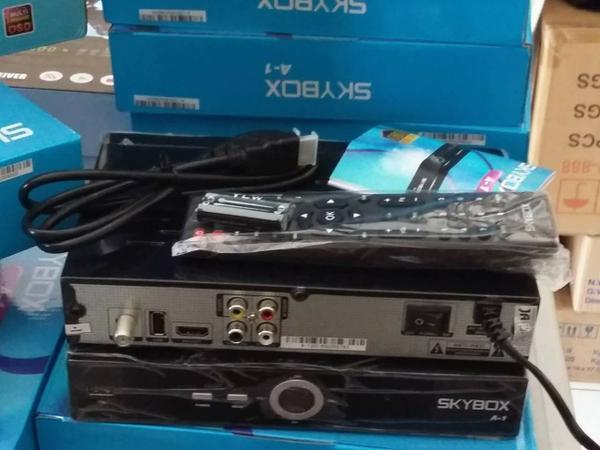 Kelebihan dan Kekurangan Receiver Skybox A-1 HD PowerVU