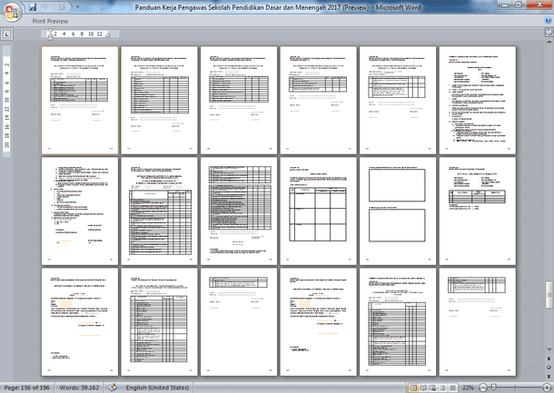 Lampiran-Lampiran dalam Format File .docx Microsoft Word