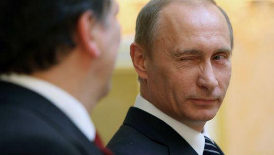 Путин на пресс-конференции рассказал «остроумный» анекдот: «Мать убьют, а сестру изнасилуют…»