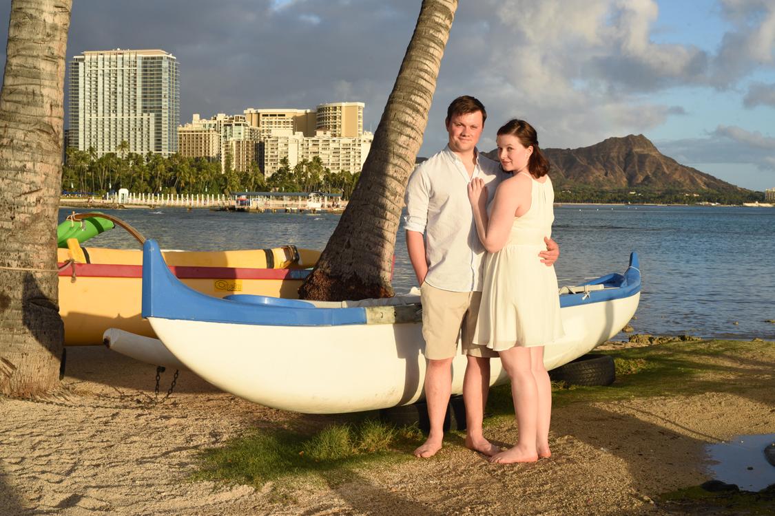 Waikiki Honeymoon