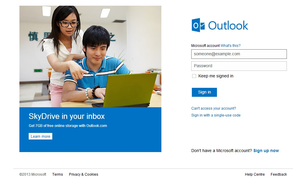 Hotmail log in, Hotmail email , Hotmail sign in, hotmail.com