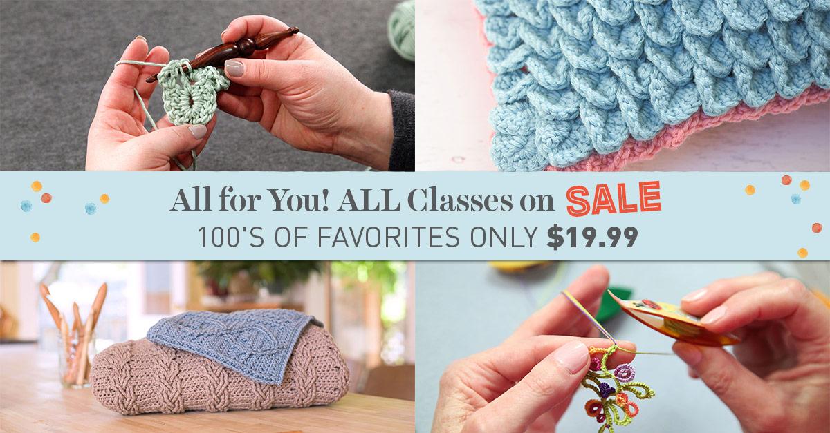 Crochetville Blog Tour 2016 Lillabjrns Crochet World