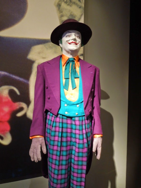 Jack Nicholson Joker 1989 Batman film costume