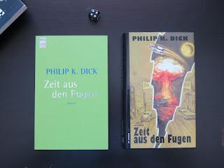 Deutsche Ausgaben von Time Out of Joint von Philip K. Dick