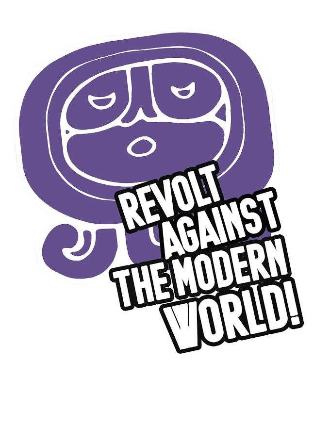 Píldoras rojas contra el mundo moderno: Ajpu y el valor de la masculinidad tradicional (Parte II) - Opinión