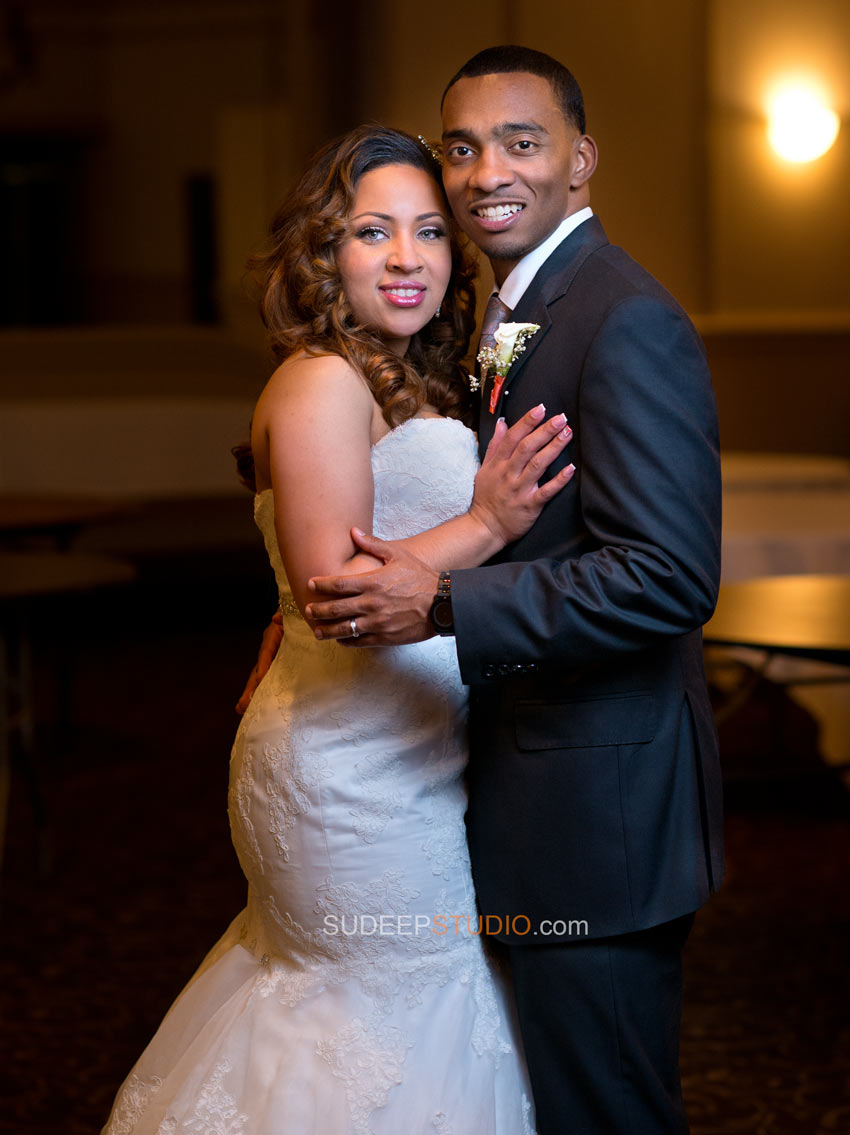 Detroit and St Clair Shores Wedding Photography - Sudeep Studio.com