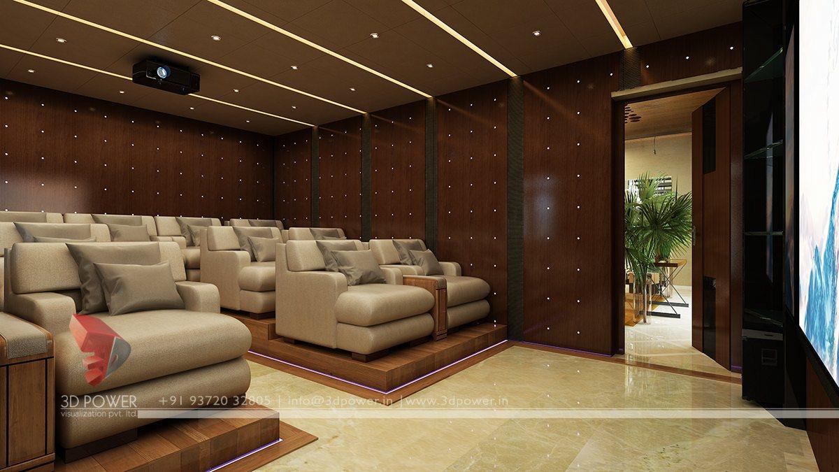 Interior Design Ideas For Home Theater: Interior Designer: Beautiful