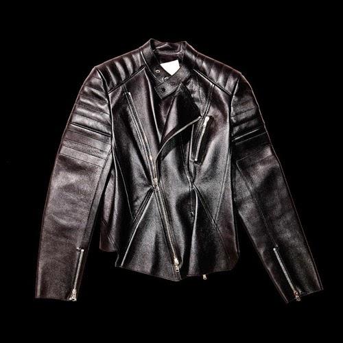 áo khoác da đẹp