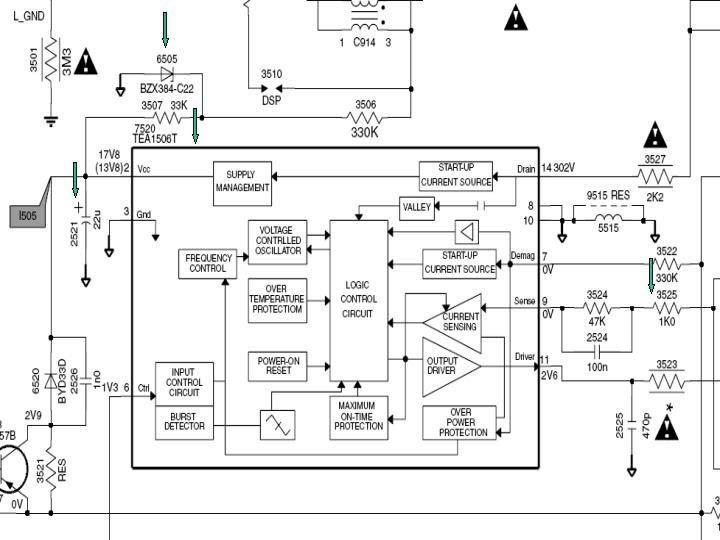 Muito Sobre Eletrônica: Tv Philips 20PT4331/78R esquema