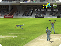 Brian Lara International Cricket 2007 Gameplay 6