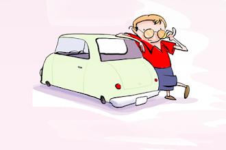 Susah Dapat Kerja? Bisnis Rental Mobil Saja
