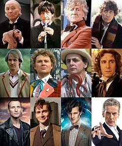 Doctor Who, Dr Who, regenerations