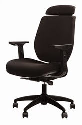 Eurotech Seating FX2 in Black