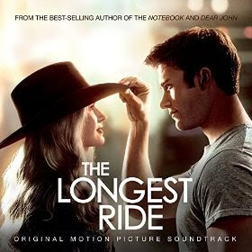 The Longest Ride Nummer - The Longest Ride Muziek - The Longest Ride Soundtrack - The Longest Ride Filmscore