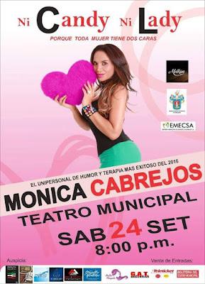 Ni Candy Ni Lady Monica Cabrejos