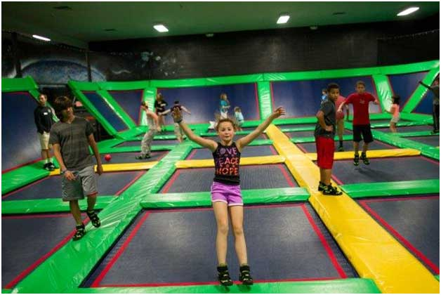 Trampoline Park near Me to Celebrate Birthday Party: eAskme
