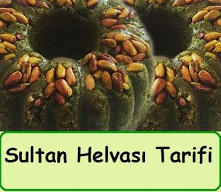 Sultan Helvası Tarifi