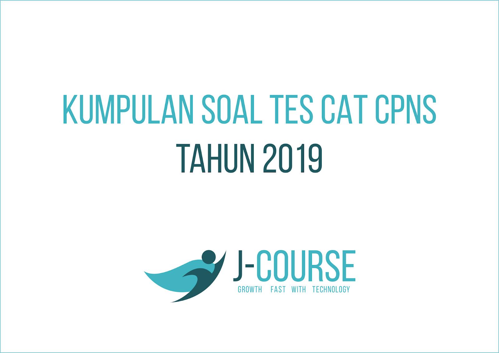 Kumpulan Contoh Soal Cat Cpns 2019 Pdf Dengan Kunci Jawaban