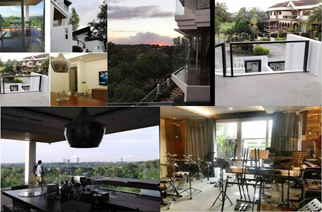 Regine Velsquez-Alcasid and Ogie Alcasid's Mansion Is Truly A Home For Royals!