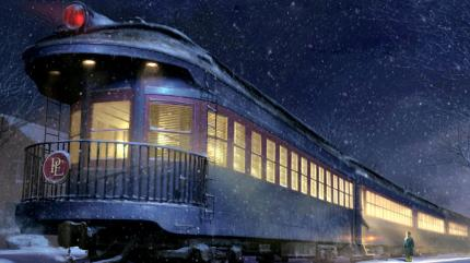 Railroad cars Polar Express 2004 animatedfilmreviews.filiminspector.com