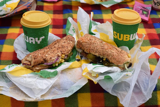 Subway six-inch meal deals