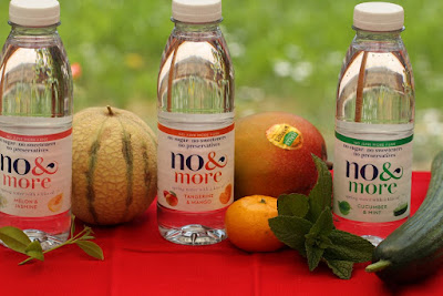 No & More : les eaux healthy