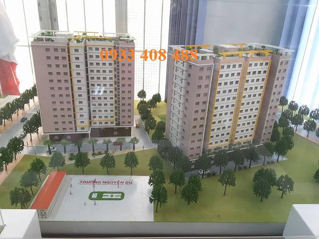 Chung cư giá rẻ trung tâm thành phố Phan Thiết