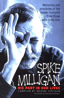 Words And Music Spike Milligan A Tribute