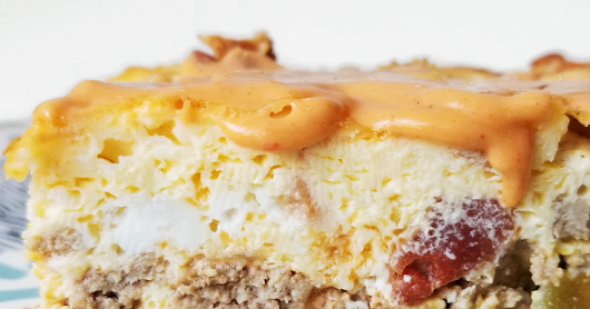 Low Carb Cheeseburger Casserole ft. Sir Kensington's Sauces