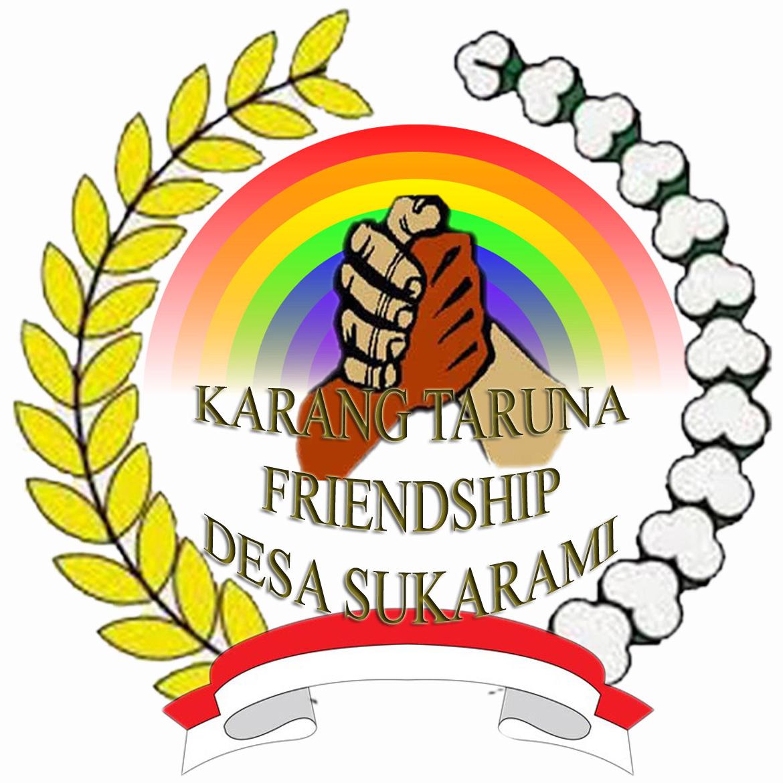 Rambang Logo Karang Taruna Desa Sukarami Gambar