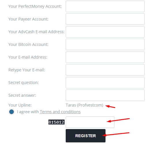 Регистрация в Oilindex 2