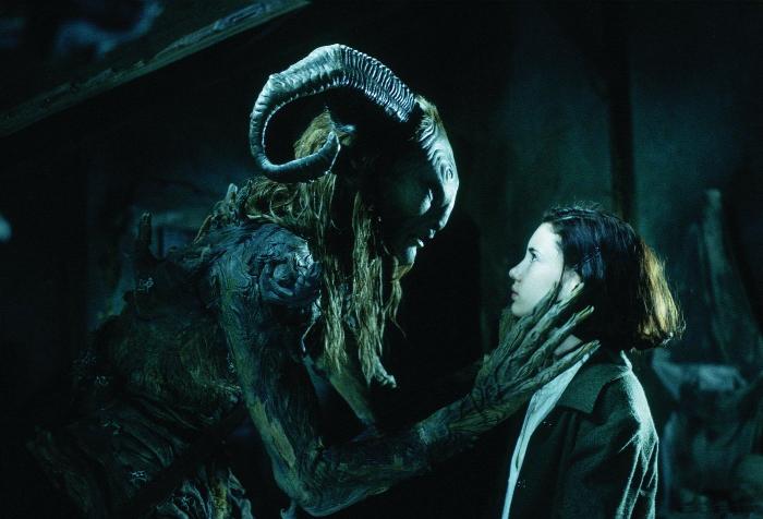 Guillermo Del Toro, Labirinto del Fauno, cinema, recensione, analisi, Ofelia