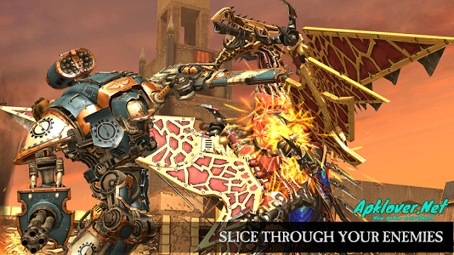 Warhammer Freeblade MOD APK Unlimited Money