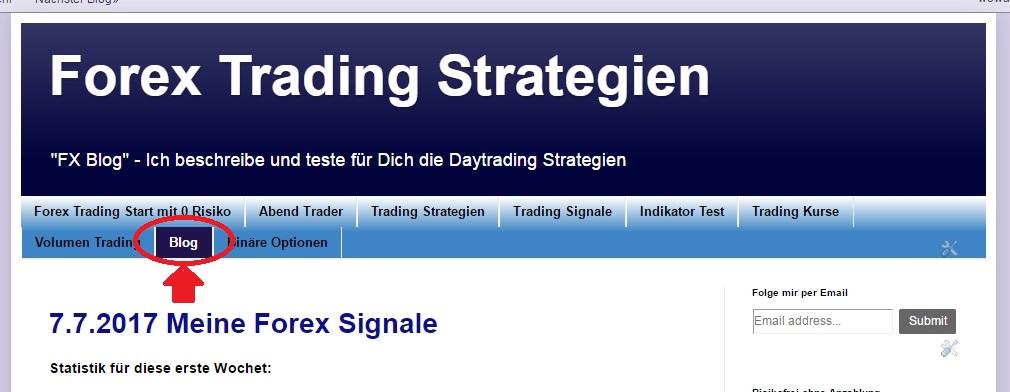 Forex trading uhrzeit