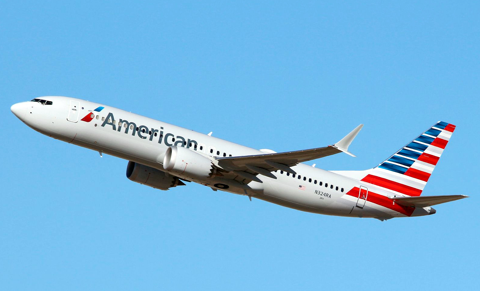 American Airlines Boeing 737 MAX 8 January 2019 Delivery