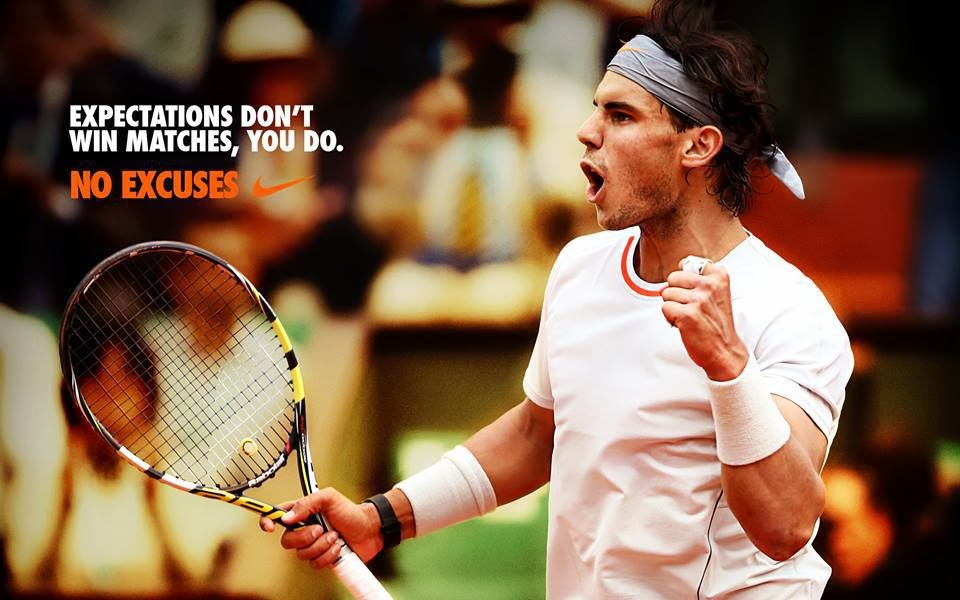 Motivational Quotes For Athletes How Rafael Nadal Made His Not So Ardent Fan Bow Down In Respect