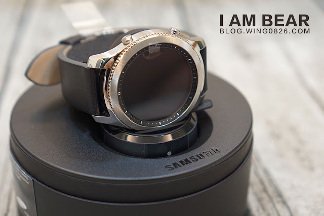 Samsung Gear S3 Classic搭配iOS使用心得