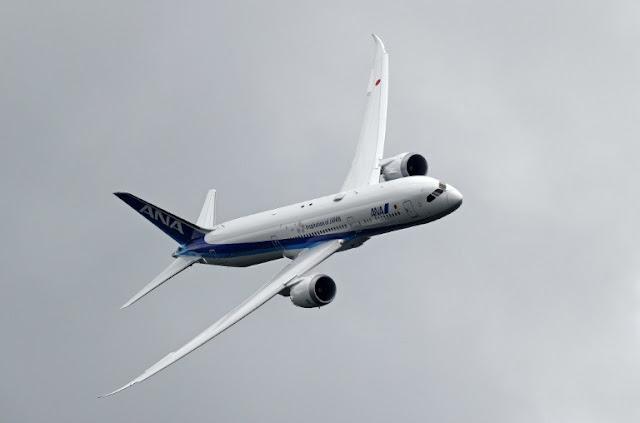 American Airlines orders 47 Boeing 787s