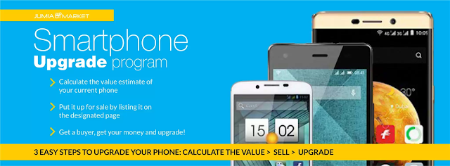 Calculate The Value Of Your Smartphone Before Selling On Jumia Market
