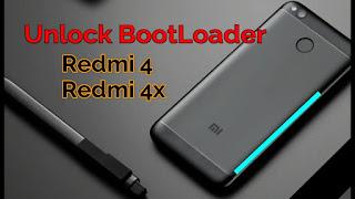 Xiaomi merupakan salah satu produk seluler yang sukses menembus pasaran dunia saat ini Cara Unlock Bootloader Redmi 4x